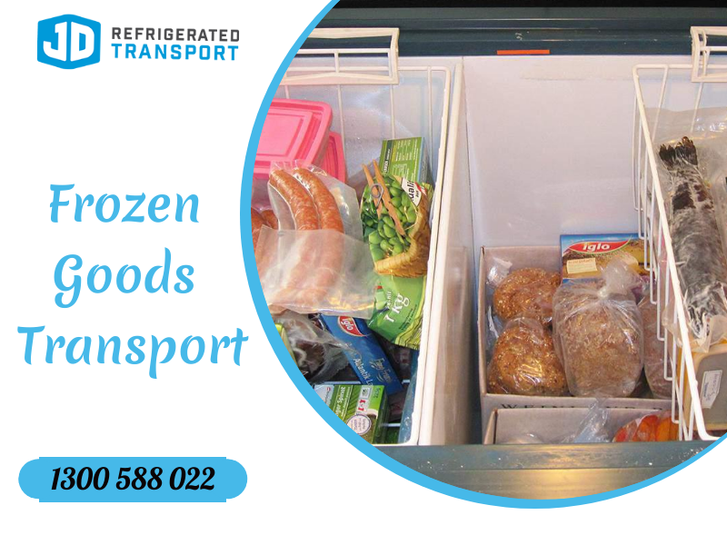 Frozen Goods Transport